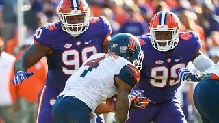 Dexter Lawrence & Clelin Ferrell Highlights 2016