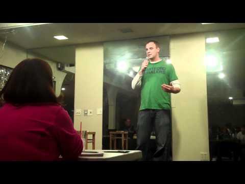 Andy Adams at the Joke Gym (1-20-2011)