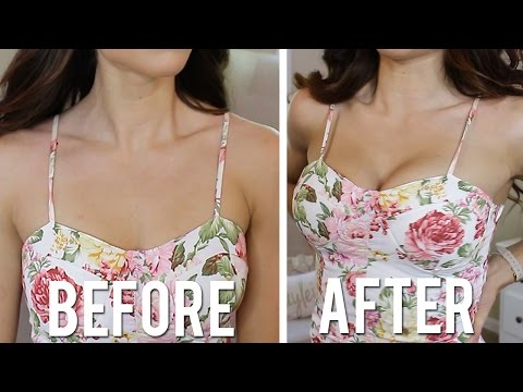 BRA HACK EVERY GIRL SHOULD KNOW!