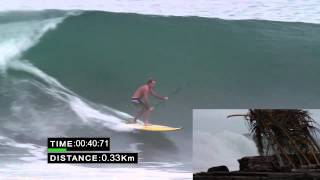 The Search for the Longest Wave - Robby Naish