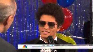 Bruno Mars  If I Knew Hd  Today Show Nbc Brunomars Unorthodoxjukebox