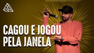 THIAGO VENTURA - CAGOU E JOGOU PELA JANELA