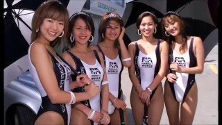 Hot & Sexy Paddock Girls