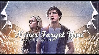 Never Forget You | Blake x Laina