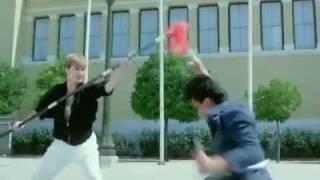 The Magic Crystal - Cynthia Rothrock, Andy Lau, Pak-cheung Chan vs KGB