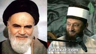 الشيخ عمران حسين وقوله عن الخميني
