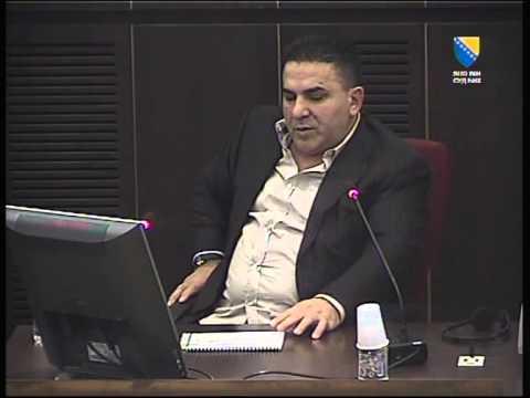 Suđenje Turković svjedok tužilaštva Naser Keljmendi