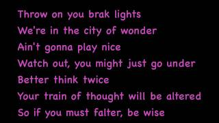Rihanna Disturbia Lyrics