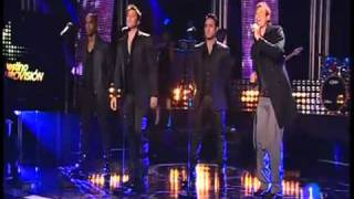 BLUE - Breathe Easy HQ ( Live on Spain Final Destino Eurovision 2011)