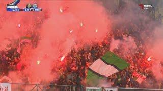 هدف مباراة الشرطة 1-0 الميناء | الدوري العراقي الممتاز 2016/17 الجولة 19