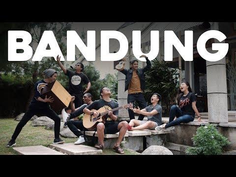 VLOGGG RECEH: Nginep Full Team Di Bandung