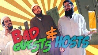 BAD GUESTS & HOSTS (FUNNY EID REMINDER)