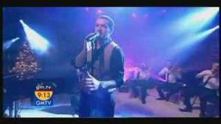 Shayne Ward - Breathless on Entertainment Today