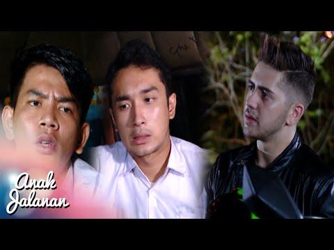 Rencana Iyan Dan Haykal Berakting Di Depan Adriana [Anak Jalanan] [4 September 2016]