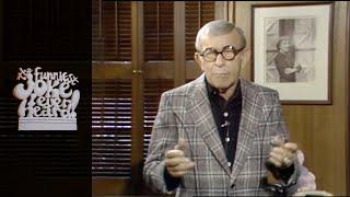 Funniest Joke I Ever Heard 1984 George Burns