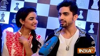 Tashan-E-Ishq: Exclusive Interview with Star-cast - India TV