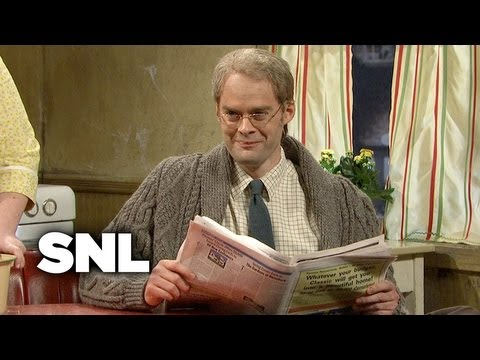 Short Term Memory Loss Theater SNL