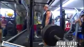 John Cena Workout 2013