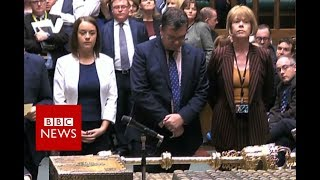 Government must publish Brexit legal advice - BBC News