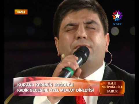 Aziz HARDAL Merhaba Bahri 2012 Ramazan Kadir Gecesi Star TV