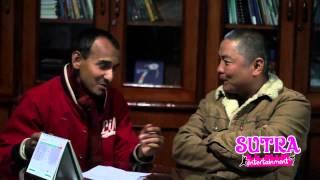 Actor - Dahyang Rai with Sutra entertainment - Exclusive - E Gossip 2014
