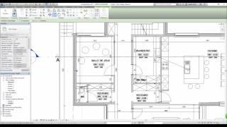 ★ Tutoriel Revit Architecture 2017 ★ DESSINER UN PLAN VILLA  chapitre #1