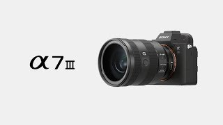 Sony | α | α7 III - Product Feature