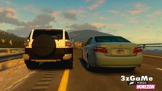 فورزا هورايزن 1 ~ أف جي | موعد ديمو فورزا هورايزن 3 | Forza Horizon 1 - Demo date Forza Horizon 3