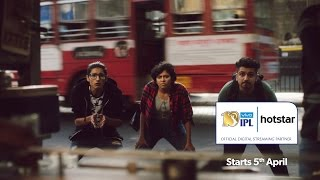 Watch VIVO IPL 2017 on Hotstar - Starts 5th April #TaiyaarReh