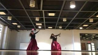 Tisha & Susmita- Boshonto Eshe Geche