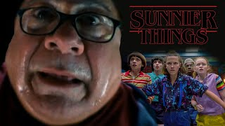 Stranger Things It's Always Sunny Mash-Up (Sunnier Things)