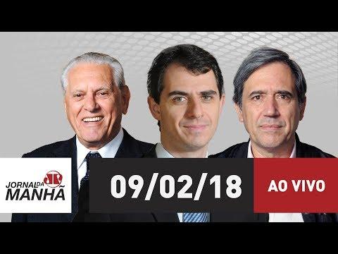Jornal da Manhã  -  09/02/18