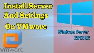 MCSA Exam 410 Bangla 1 How to install Windows server 2012R2 and Bassic Settings (part 1)