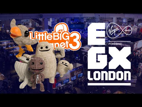 Xxx Mp4 Eurogamer LBP Community LittleBigPlanet 3 At EGX 2014 3gp Sex