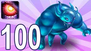 Monster Legends - Gameplay Walkthrough Part 100 - Level 50, Blob (iOS, Android)