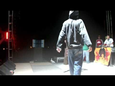 Tren Lokote Batalla Freestyle Evento 26 Nov 11 Cartel de Santa Arsenal Pro