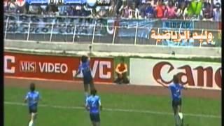 هدف ماردونا الشهير بيدة في انجلترا مونديال 86 م تعليق عربي