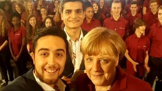 أخبار خاصة: شاب سوري في ألمانيا حصل على الميدالية الفضية للإندماج