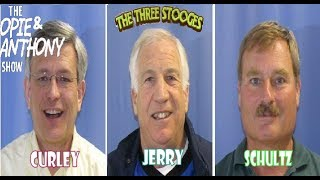The Opie Anthony Show Penn States Three Stooges