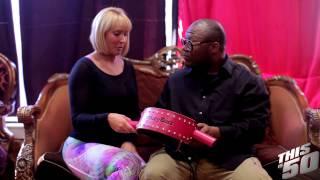 Mellanie Monroe Wants Jack Thriller To Beat Her Pie Hole