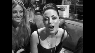 Actress Amber Nicole & Kellie Movie THE O'BRIENS's @ Newport Beach Film Festival2013
