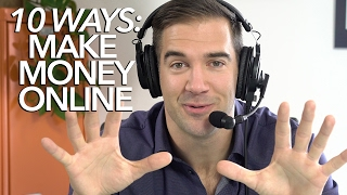 Top 10 Ways to Make Money Online with Lewis Howes (Update)