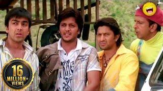 Dhamaal - Paasha bhai return from Dubai - Sanjay Dutt, Ritesh Deshmukh & Arshad Warsi