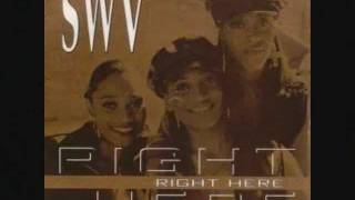 SWV - Right here (Human nature mix)
