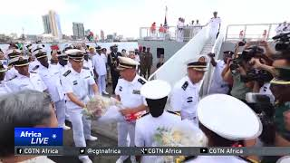 Chinese naval fleet in Dar es Salaam for four-day visit