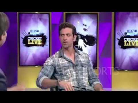 Amazing Videos  Katrina Kaif Flirting With Shoaib Akhter In Indian TV Show • Videos Online, Entertai