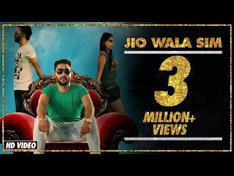 Xxx Mp4 JIO WALA SIM Full Video LAVI VIRK Latest Punjabi Songs 2016 AMAR AUDIO 3gp Sex