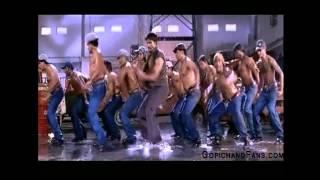 Ranam video songs, gopichand video songs