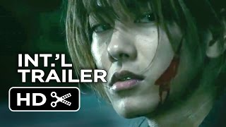 Rurouni Kenshin: Kyoto Inferno UK TRAILER 1 (2014) - Japanese Live Action Movie HD