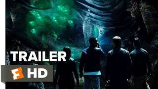 Power Rangers Official Trailer - Teaser (2017) - Bryan Cranston Movie